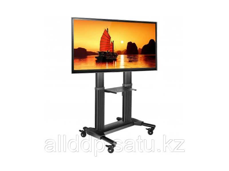 Мобильная стойка  для панелей  ONKRON Стойка ONKRON TS2771 черный