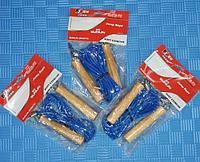 Скакалки с деревянной ручкой AS 1217
