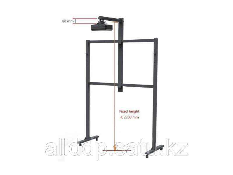 Мобильная стойка для интерактивной доски Hanshin  Мобильная стойка для доски DB-MS-86
