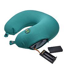Массажная подушка - подголовник Cervical massage pillow GLF-208, фото 3