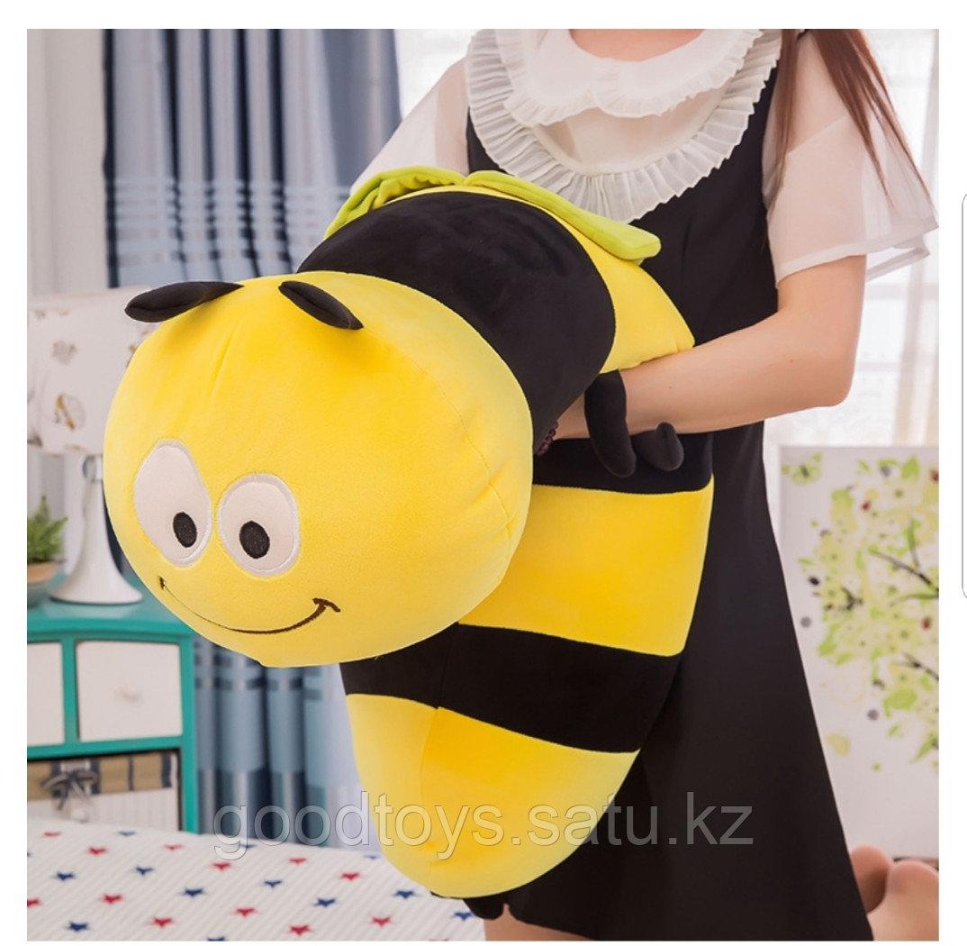 Подушка сплюшка мягкая игрушка Пчёлка!
