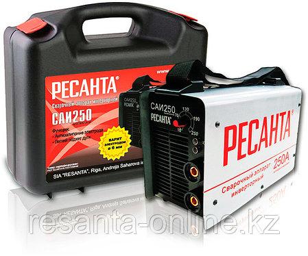 Сварочный аппарат РЕСАНТА САИ 250 в кейсе, фото 2