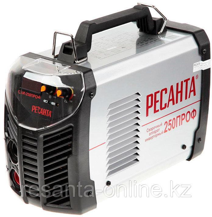 Сварочный аппарат РЕСАНТА САИ 250 ПРОФ (от 100 Вольт)