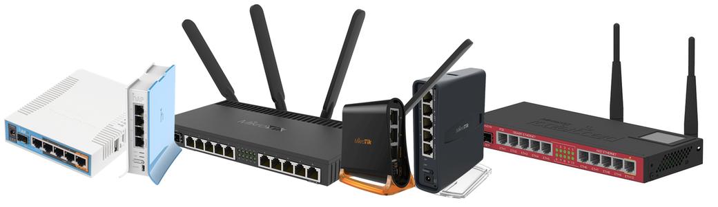 Выбор Wi-Fi маршрутизатора Mikrotik.