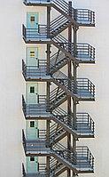 Пожарная лестница, фото 1