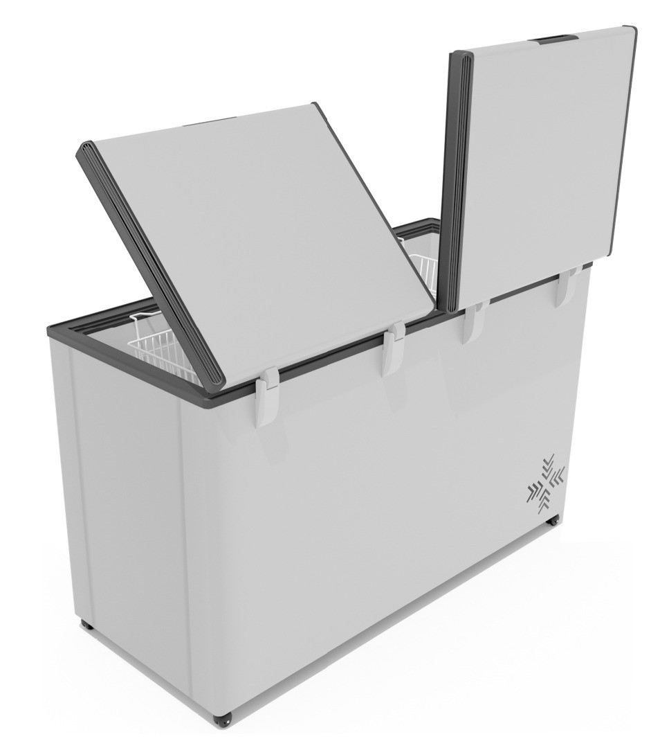 Морозильный ларь FROSTOR STANDART DOUBLE F 500 SD