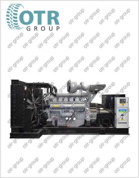 Запчасти для дизельного генератора AKSA APD-1875P