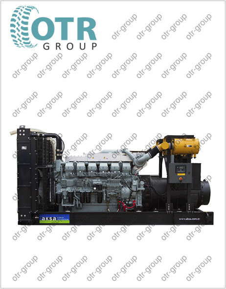 Запчасти для дизельного генератора AKSA APD-1915M