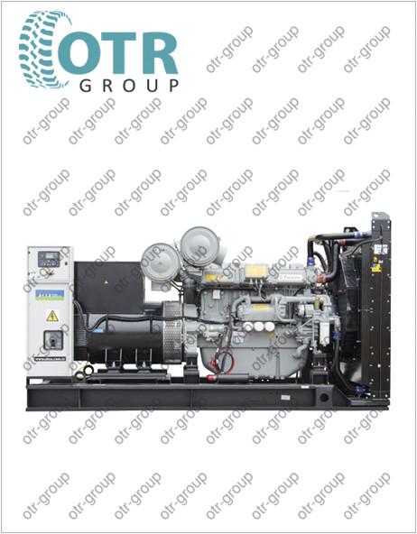 Запчасти для дизельного генератора AKSA APD-1925P