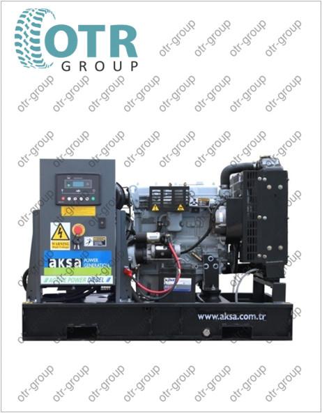 Запчасти для дизельного генератора AKSA APD-2100M