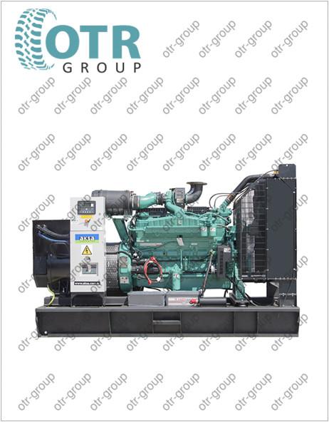 Запчасти для дизельного генератора AKSA APD-2225M