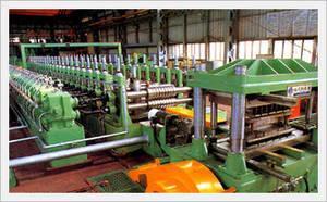 Линии для резки и обработки листовой стали