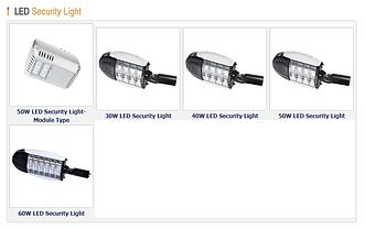 Светодиодные лампы, Led-фары, led лампы для уличного освещения, автомобильные фары/лампы/салонные освещения, фото 2