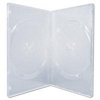 Футляр dvd 14мм двойной прозрачный