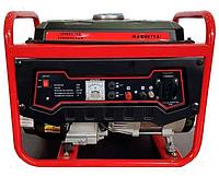 Бензиновый генератор 0,9кВт 220В ручной стартер Magnetta, GFE1200