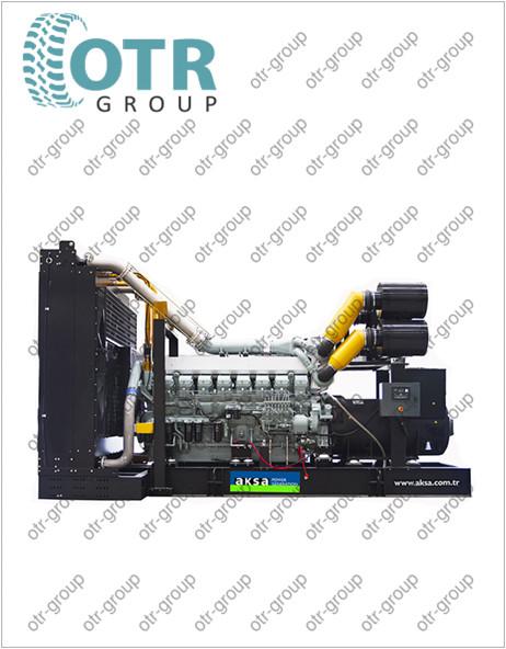Запчасти для дизельного генератора AKSA APD-2250P