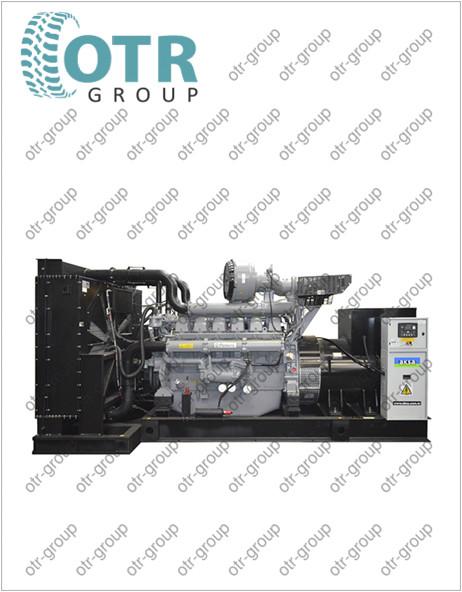 Запчасти для дизельного генератора AKSA APD-2500M