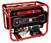 Бензиновый генератор 2кВт 220В электростартер Magnetta, GFE 2800