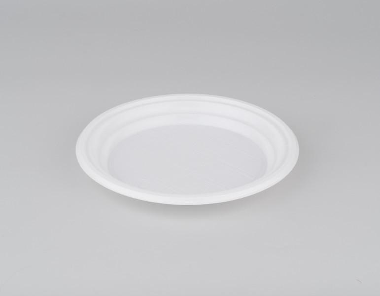 Тарелка десертная белая 165 мм