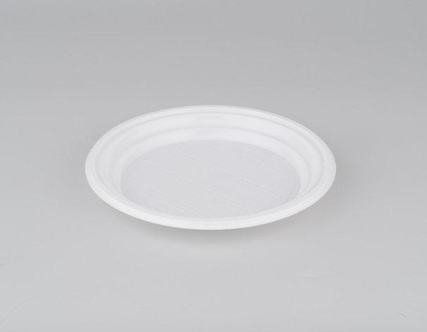Тарелка десертная белая 165 мм, фото 2