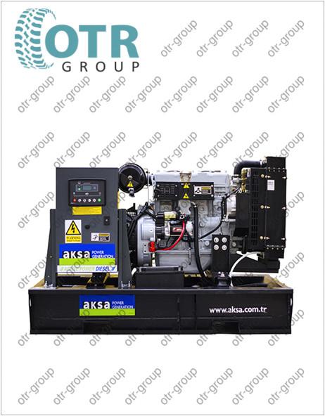 Запчасти для дизельного генератора AKSA APD-2500P