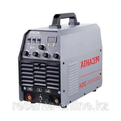 Сварочный аппарат Ресанта САИ-250 АД AC/DC