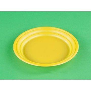 Тарелка десертная желтая 165 мм., фото 2