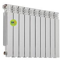 Алюминиевый радиатор Uno-Ravello 500/100 10 секций