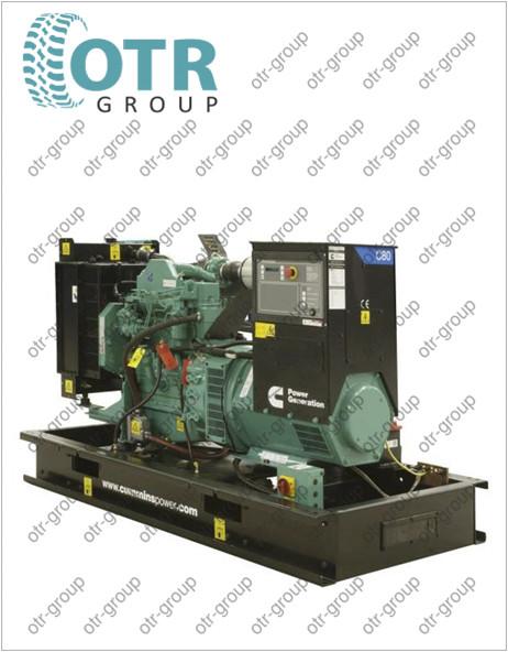 Запчасти для дизельного генератора Cummins C80D5