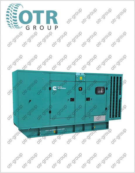 Запчасти для дизельного генератора Cummins C200 D5e
