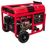 Сварочный генератор бензиновый 4,5кВт 220В на колесах с электростартером Magnetta, GW190D