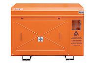 Электрическая винтовая компрессорная станция ЗИФ-СВЭ-5,2/0,7 в кожухе