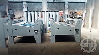 Зерноочистительная машина сепаратор первичной очистки зерна БИС-100 (БЛС-100, БСХ-100)