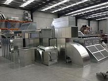 Вентиляция текстильного производства