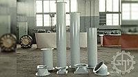 Производим самотечное оборудование для зерна (самотеки, сектора, фланцы, задвижки, клапана)