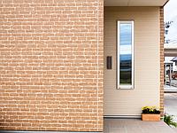 Фасадные панели под кирпич.