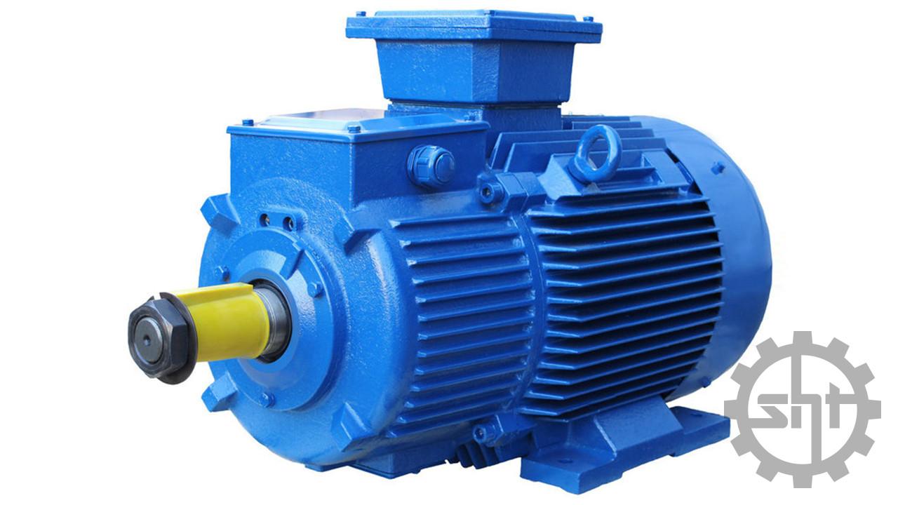 Электродвигатель 5АИ 132 S4  7.6/1500  IM  1081 7,5 кВт/1500 об.мин