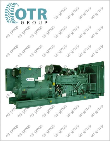 Запчасти для дизельного генератора Cummins C500D5