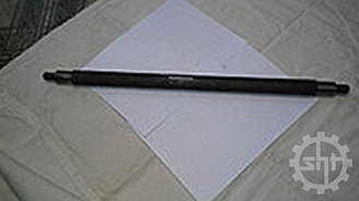 Вал редуктора питателя центральный длинный зернометателя ЗМ-60 90 ЗП 02.617
