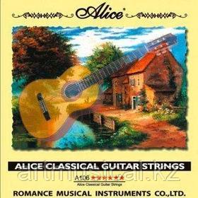 Струны для классической гитары Alice A106