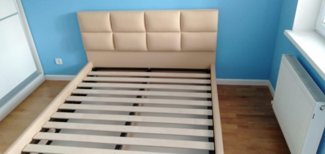 """Кровать """" Квадрик"""" двуспальная с подъемным механизмом"""