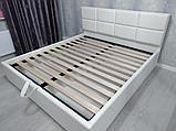 """Кровать """" Квадрик"""" двуспальная с подъемным механизмом, фото 10"""