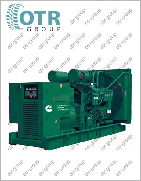 Запчасти для дизельного генератора Cummins 660 DFGD