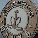 Изготовление логотипа, изделия из дерева, заказать вывеску в Астане, фото 4
