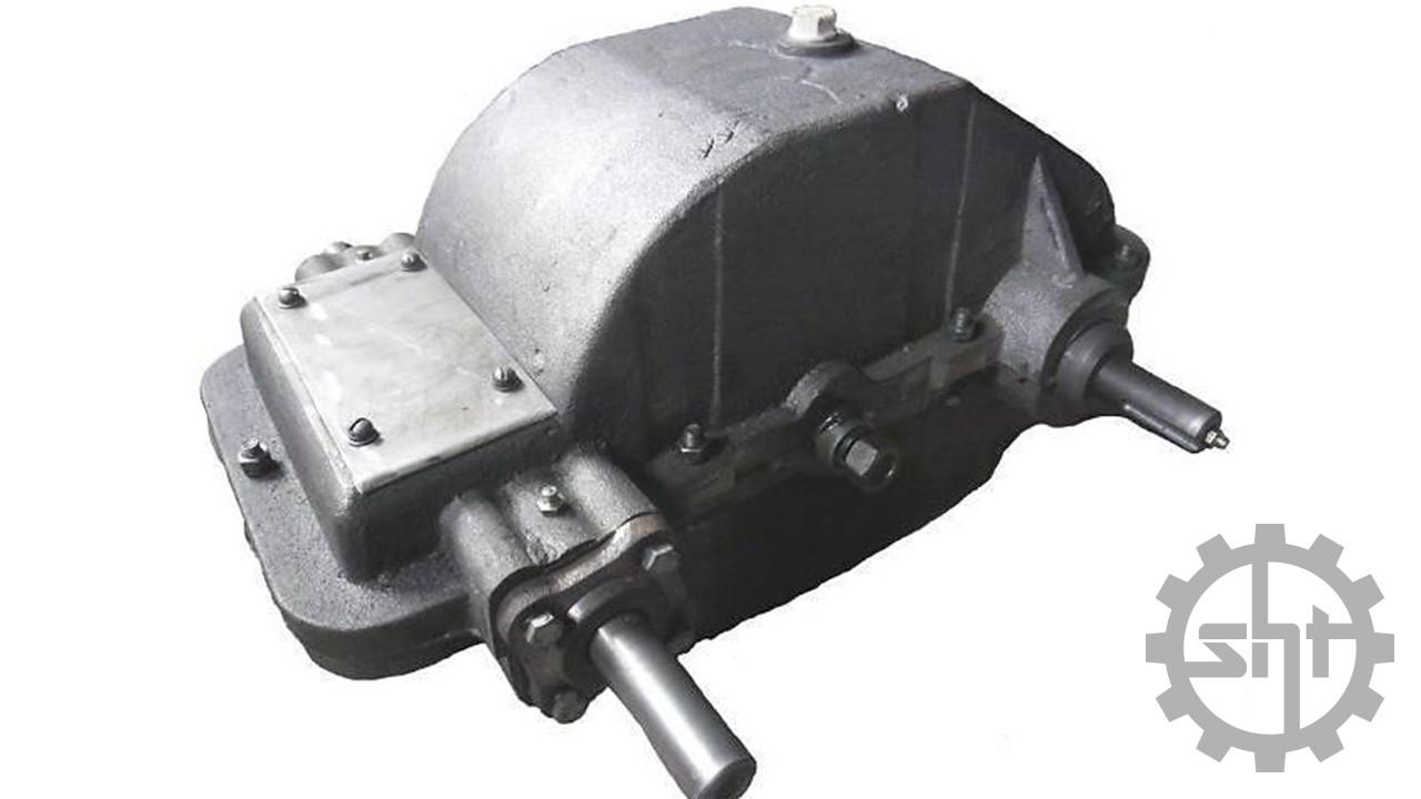 Механизм самопередвижения зернометателя ЗП 07.000 (ЗМ-60)