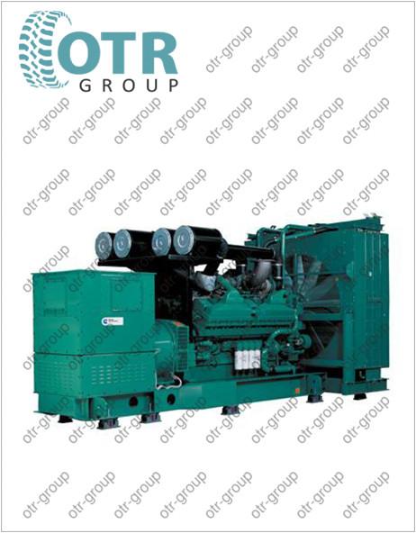 Запчасти для дизельного генератора Cummins 833 DFHC