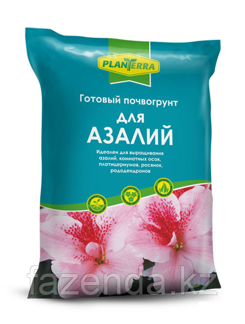 "PlanTerra почвогрунт для азалии, 2,5л"","