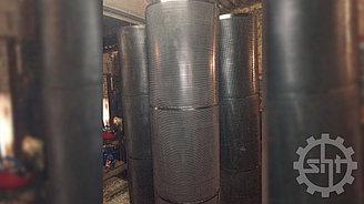 Триерный барабан цилиндр (обечайка триерного блока) ЗАВ 10.90.000