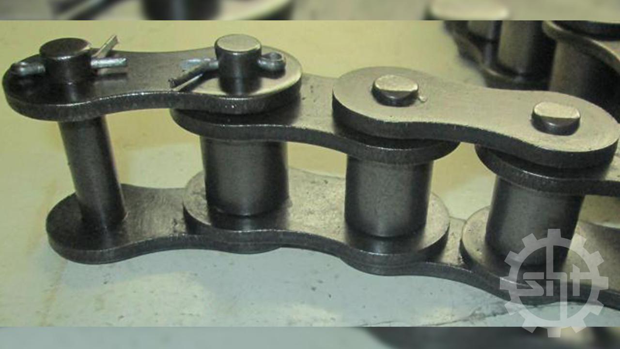 Цепь приводная роликовая усиленная ПР-38,1-127