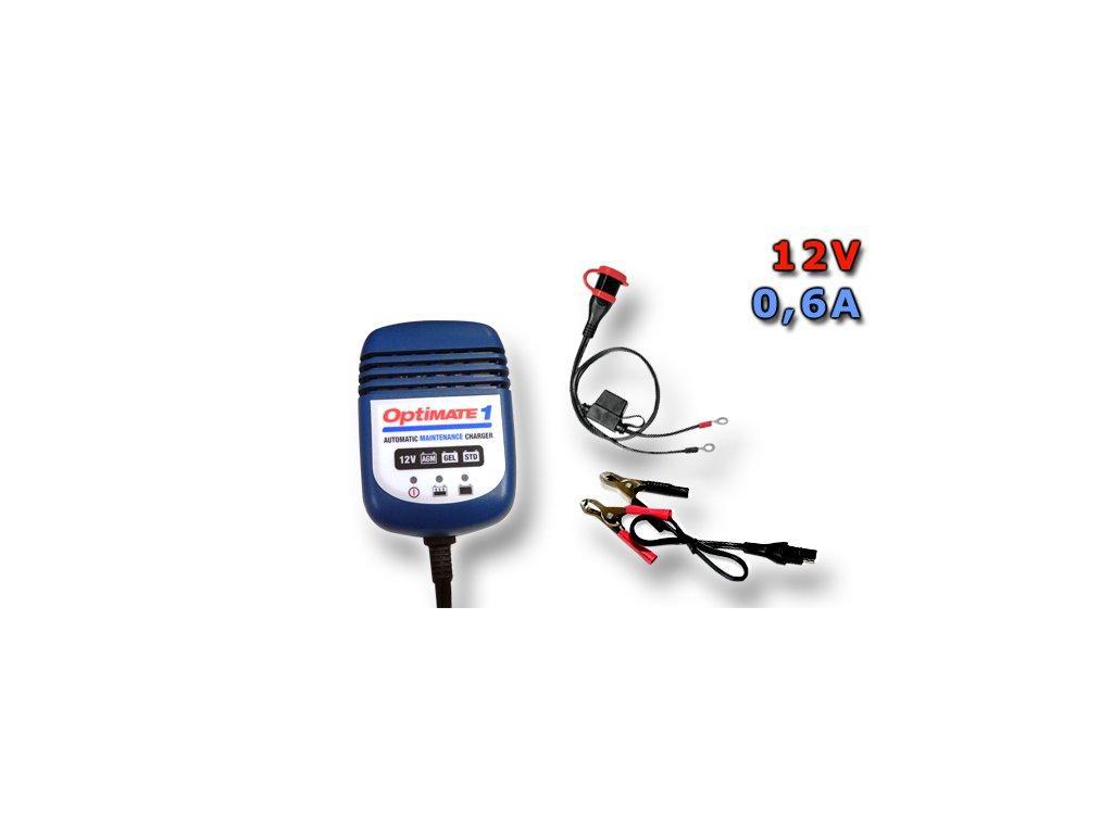Зарядное устройство ™OptiMate 1 TM400 (0,6A, 12V)